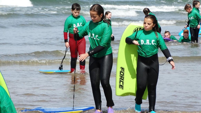 Surf y deportes al aire libre
